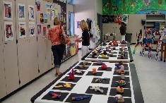 Art Room during Open House 2009